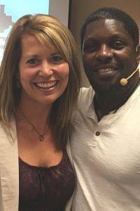Cyndi Walter and Rod Hairston Image