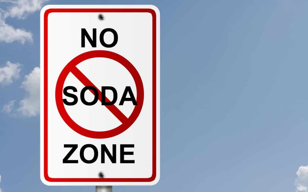 4 Tips to Help Quit Drinking Soda!