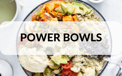 Meal Prep Week-Long Power Bowls